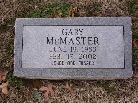 MCMASTER, GARY VONE - Cross County, Arkansas | GARY VONE MCMASTER - Arkansas Gravestone Photos