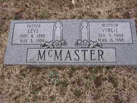 MCMASTER, VIRGIE MAE - Cross County, Arkansas | VIRGIE MAE MCMASTER - Arkansas Gravestone Photos