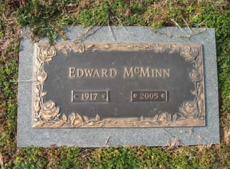 MCMINN, CLARENCE EDWARD - Cross County, Arkansas | CLARENCE EDWARD MCMINN - Arkansas Gravestone Photos