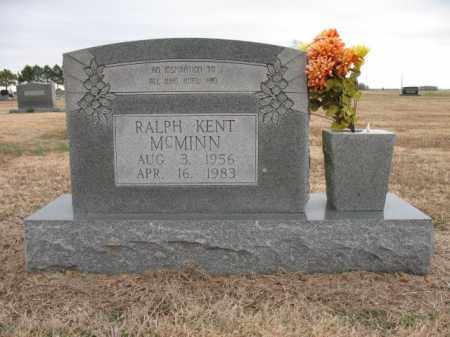 MCMINN, RALPH KENT - Cross County, Arkansas | RALPH KENT MCMINN - Arkansas Gravestone Photos