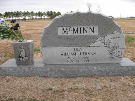 "MCMINN, WILLIAM HERMAN ""BILLY"" - Cross County, Arkansas 