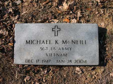 MCNEILL (VETERAN VIET), MICHAEL KEITH - Cross County, Arkansas | MICHAEL KEITH MCNEILL (VETERAN VIET) - Arkansas Gravestone Photos