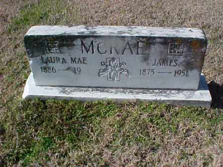 MCRAE, LAURA MAE - Cross County, Arkansas | LAURA MAE MCRAE - Arkansas Gravestone Photos