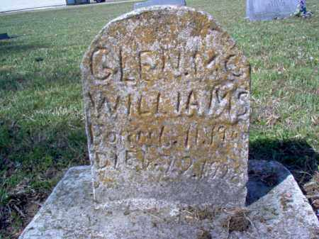 MCWILLIAMS, GLEN - Cross County, Arkansas | GLEN MCWILLIAMS - Arkansas Gravestone Photos