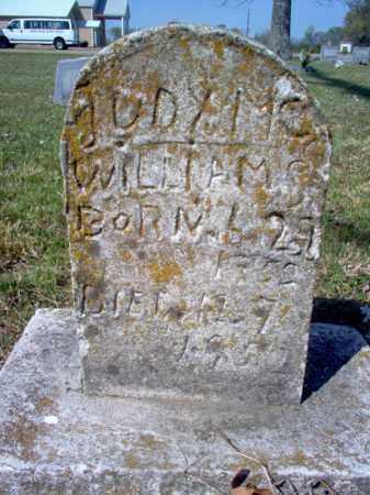 MCWILLIAMS, JUDY - Cross County, Arkansas | JUDY MCWILLIAMS - Arkansas Gravestone Photos