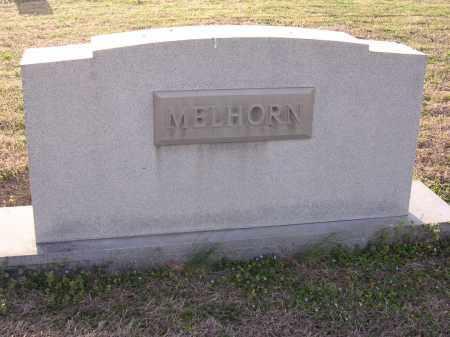 MELHORN, FAMILY MEMORIAL - Cross County, Arkansas | FAMILY MEMORIAL MELHORN - Arkansas Gravestone Photos