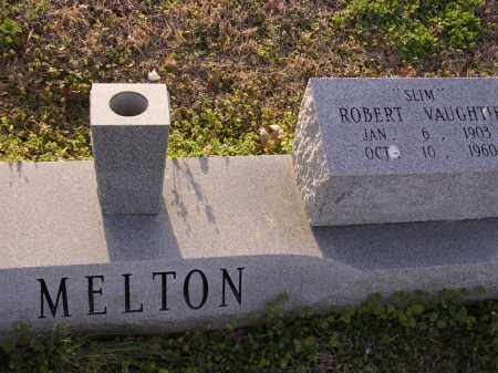 "MELTON, ROBERT VAUGHTIE ""SLIM"" - Cross County, Arkansas 