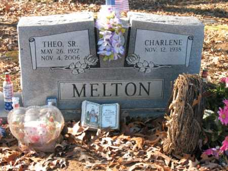 MELTON, SR., THEO - Cross County, Arkansas | THEO MELTON, SR. - Arkansas Gravestone Photos