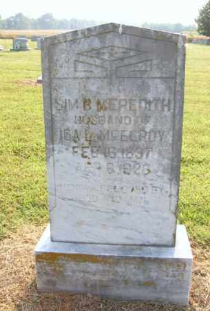 MEREDITH, SIM B - Cross County, Arkansas | SIM B MEREDITH - Arkansas Gravestone Photos