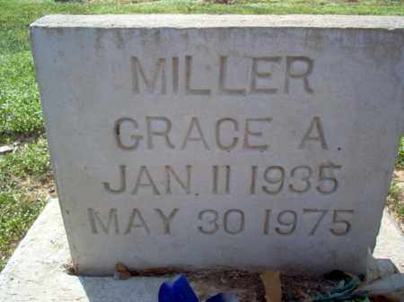 MILLER, GRACE A - Cross County, Arkansas | GRACE A MILLER - Arkansas Gravestone Photos