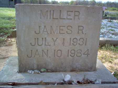 MILLER, JAMES R - Cross County, Arkansas | JAMES R MILLER - Arkansas Gravestone Photos