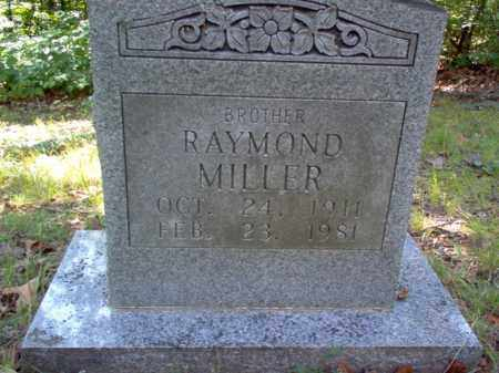 MILLER, RAYMOND - Cross County, Arkansas | RAYMOND MILLER - Arkansas Gravestone Photos