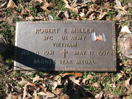 MILLER (VETERAN VIET), ROBERT E - Cross County, Arkansas | ROBERT E MILLER (VETERAN VIET) - Arkansas Gravestone Photos