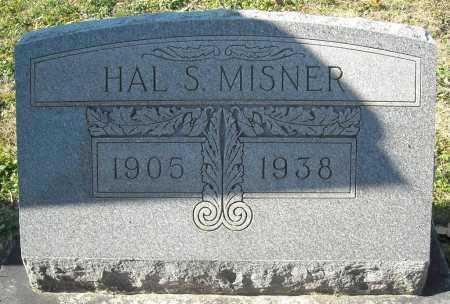 MISNER, HAL STACY - Cross County, Arkansas | HAL STACY MISNER - Arkansas Gravestone Photos