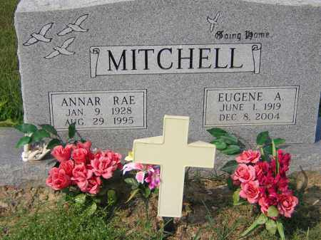 MITCHELL, ANNAR RAE - Cross County, Arkansas | ANNAR RAE MITCHELL - Arkansas Gravestone Photos