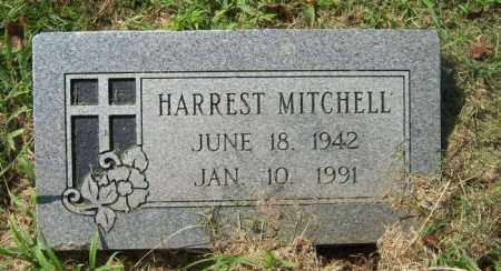 MITCHELL, HARREST - Cross County, Arkansas | HARREST MITCHELL - Arkansas Gravestone Photos