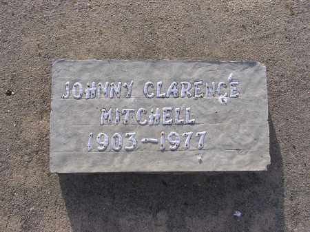 MITCHELL, JOHNNY CLARENCE - Cross County, Arkansas | JOHNNY CLARENCE MITCHELL - Arkansas Gravestone Photos