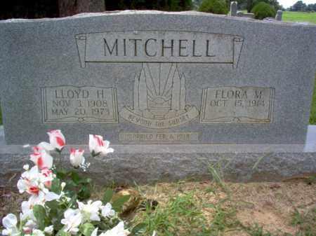 MITCHELL, LLOYD H - Cross County, Arkansas | LLOYD H MITCHELL - Arkansas Gravestone Photos