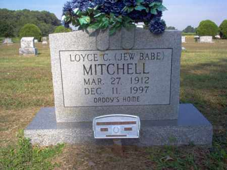 MITCHELL, LOYCE C - Cross County, Arkansas | LOYCE C MITCHELL - Arkansas Gravestone Photos