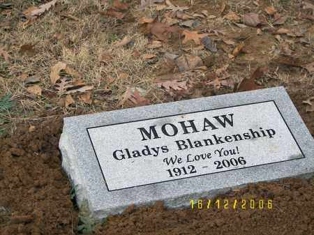 BLANKENSHIP MOHAW, GLADYS - Cross County, Arkansas | GLADYS BLANKENSHIP MOHAW - Arkansas Gravestone Photos