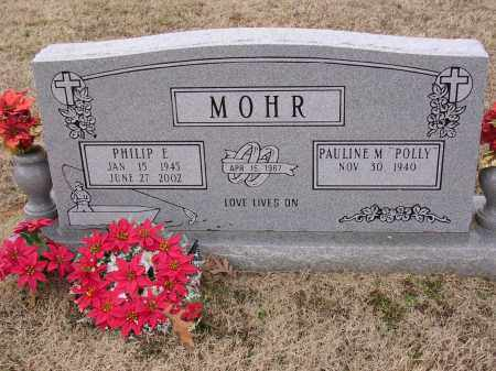 MOHN, PHILIP EUGENE - Cross County, Arkansas | PHILIP EUGENE MOHN - Arkansas Gravestone Photos