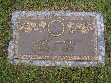 MOODY, HAZEL - Cross County, Arkansas | HAZEL MOODY - Arkansas Gravestone Photos