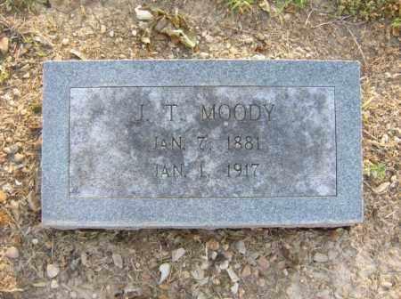 MOODY, J T - Cross County, Arkansas | J T MOODY - Arkansas Gravestone Photos