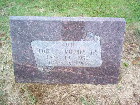 MOONEY, JR., COIT H - Cross County, Arkansas | COIT H MOONEY, JR. - Arkansas Gravestone Photos