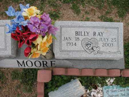 MOORE, BILLY RAY - Cross County, Arkansas | BILLY RAY MOORE - Arkansas Gravestone Photos