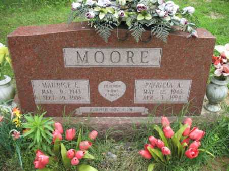 MOORE, PATRICIA A - Cross County, Arkansas | PATRICIA A MOORE - Arkansas Gravestone Photos