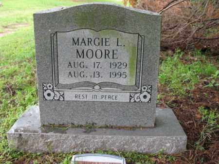 MAYS MOORE, MARGIE LUCILLE - Cross County, Arkansas | MARGIE LUCILLE MAYS MOORE - Arkansas Gravestone Photos