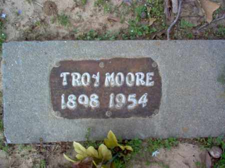 MOORE, TROY - Cross County, Arkansas | TROY MOORE - Arkansas Gravestone Photos