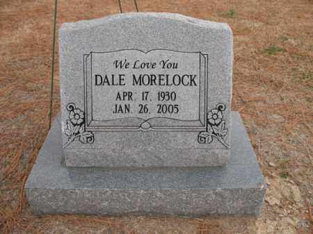MORELOCK, DALE - Cross County, Arkansas | DALE MORELOCK - Arkansas Gravestone Photos