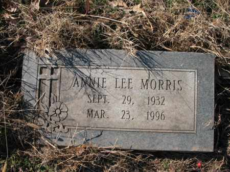 MORRIS, ANNIE LEE - Cross County, Arkansas | ANNIE LEE MORRIS - Arkansas Gravestone Photos