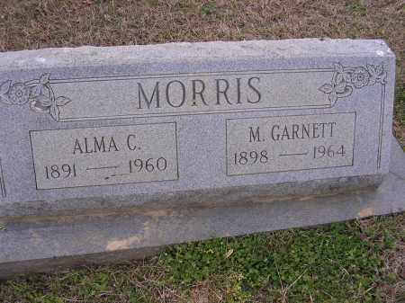 MORRIS, ALMA C - Cross County, Arkansas | ALMA C MORRIS - Arkansas Gravestone Photos