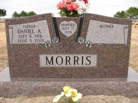 MORRIS, DANIEL A - Cross County, Arkansas | DANIEL A MORRIS - Arkansas Gravestone Photos