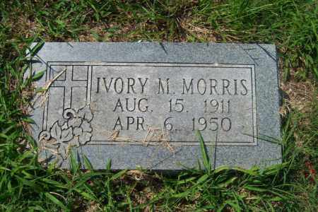MORRIS, IVORY M - Cross County, Arkansas | IVORY M MORRIS - Arkansas Gravestone Photos
