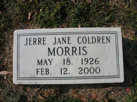 MORRIS, JERRE JANE - Cross County, Arkansas | JERRE JANE MORRIS - Arkansas Gravestone Photos
