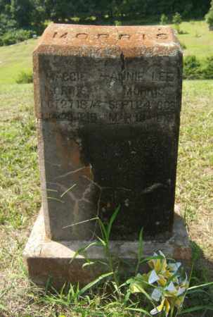 MORRIS, MAGGIE - Cross County, Arkansas | MAGGIE MORRIS - Arkansas Gravestone Photos