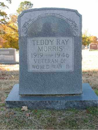 MORRIS, TEDDY RAY - Cross County, Arkansas | TEDDY RAY MORRIS - Arkansas Gravestone Photos