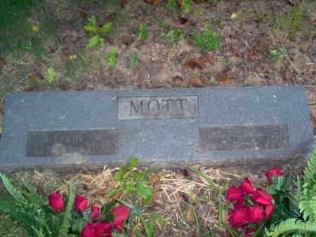 MOTT, SUSIE ELLEN - Cross County, Arkansas | SUSIE ELLEN MOTT - Arkansas Gravestone Photos