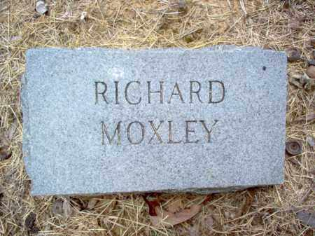 MOXLEY, RICHARD - Cross County, Arkansas | RICHARD MOXLEY - Arkansas Gravestone Photos