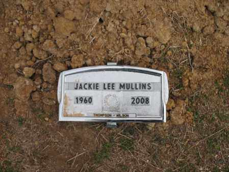 MULLINS, JACKIE LEE - Cross County, Arkansas | JACKIE LEE MULLINS - Arkansas Gravestone Photos