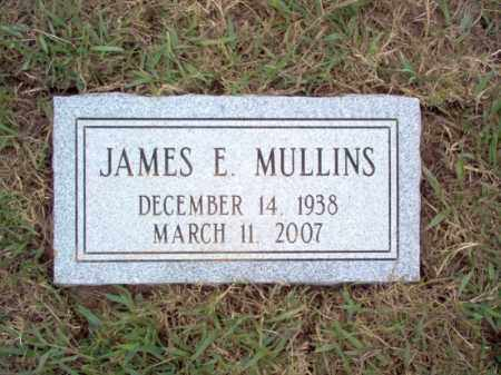 MULLINS, JAMES E - Cross County, Arkansas | JAMES E MULLINS - Arkansas Gravestone Photos