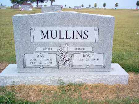 MULLINS, RAY - Cross County, Arkansas | RAY MULLINS - Arkansas Gravestone Photos