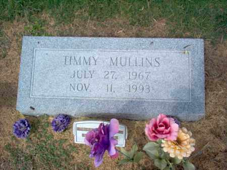 MULLINS, TIMMY - Cross County, Arkansas | TIMMY MULLINS - Arkansas Gravestone Photos