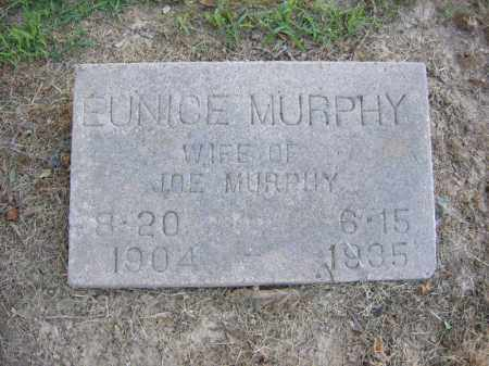 MURPHY, EUNICE - Cross County, Arkansas | EUNICE MURPHY - Arkansas Gravestone Photos