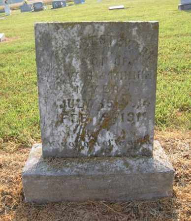 MYERS, ROBERT STEWART - Cross County, Arkansas | ROBERT STEWART MYERS - Arkansas Gravestone Photos