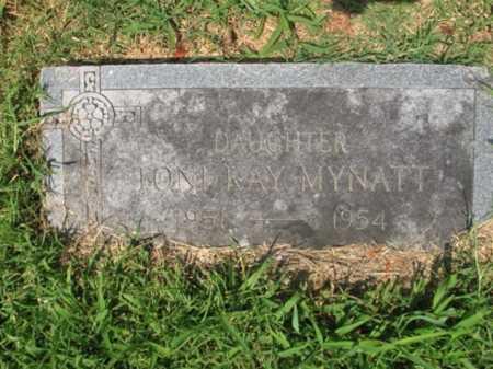 MYNATT, TONI KAY - Cross County, Arkansas | TONI KAY MYNATT - Arkansas Gravestone Photos