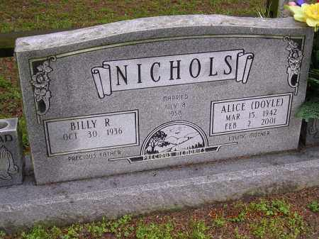 NICHOLS, ALICE - Cross County, Arkansas | ALICE NICHOLS - Arkansas Gravestone Photos